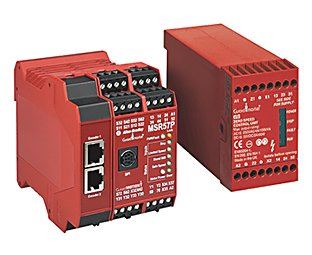 Speed Monitoring Safety Relays