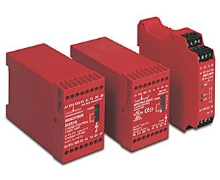 Two-hand Control Monitoring Safety Relays