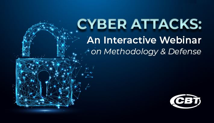 Picture for category WEBINAR: Cyber Attacks: Methodology and Defense
